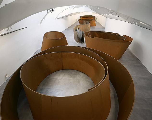 Richard Serra, The Matter of Time - Guggenheim Museum Bilbao