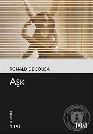Aşk, Ronald De Sousa | Fotoğraf: kitapkoala.com