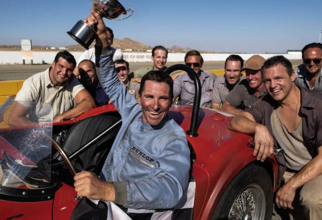 Bağımsız Ruh Kurumsal Yapıya Karşı: Ford v Ferrari
