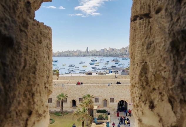 Villa Ambron: İskenderiye'nin Mimari Hazinesi