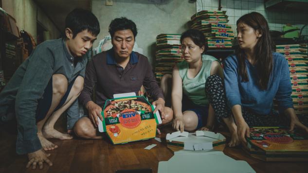 Parazit / Gisaengchung: Güney Kore'den Evrensel Bir Sınıf Masalı