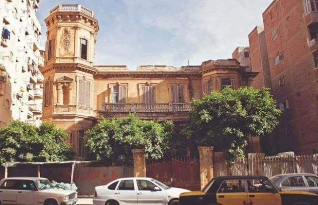 Villa Ambron | Fotoğraf: wikimapia.org