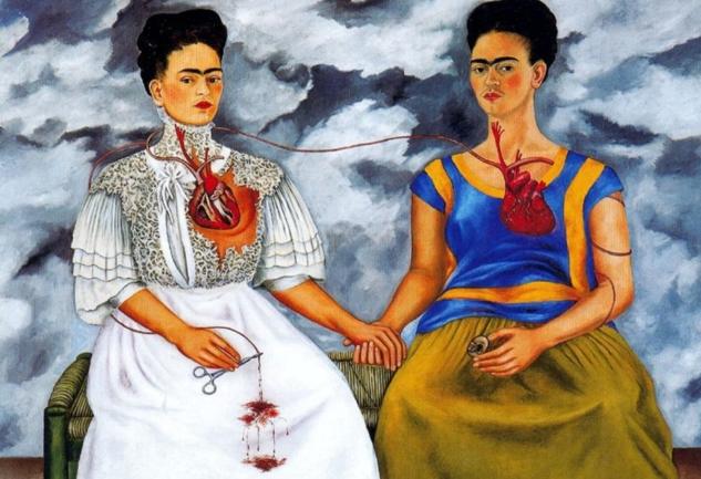 İki Frida Tablosu: Frida Kahlo'dan Bir Dönüşüm Hikayesi