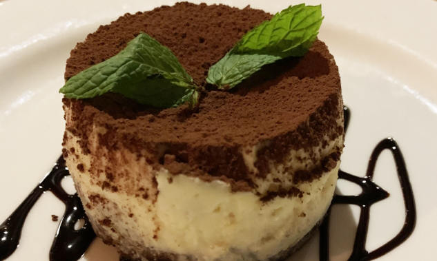 İl Boccalino, Mascarponeli Cheesecake | Fotoğraf: Gözde İpek