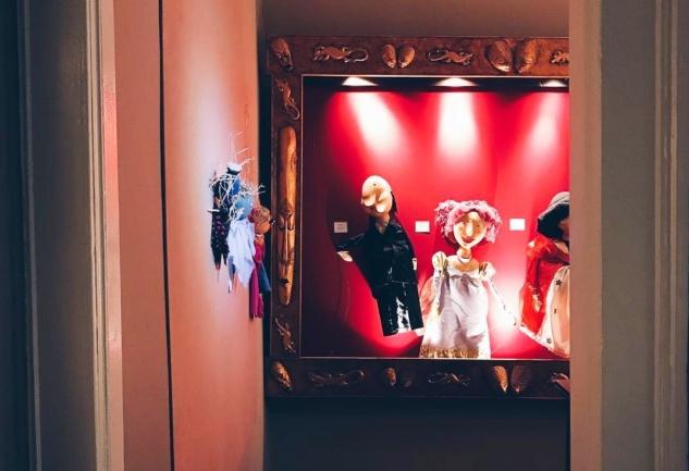Mask Müzesi: Dünyadan Farklı Yüzler İzmir'de Buluşursa