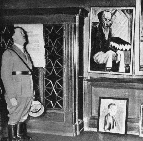 Hitlerin Sanat Koleksiyonu