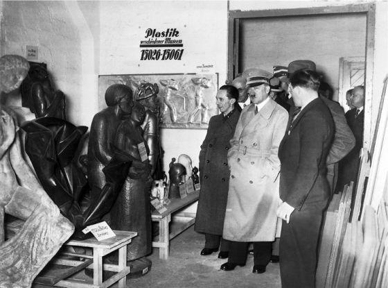 Hitler'in Sanat Koleksiyonu