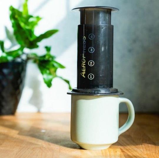 Aeropress ile Kahve Demleme