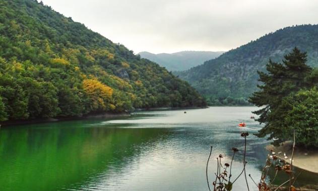 Amasya, Boraboy Gölü
