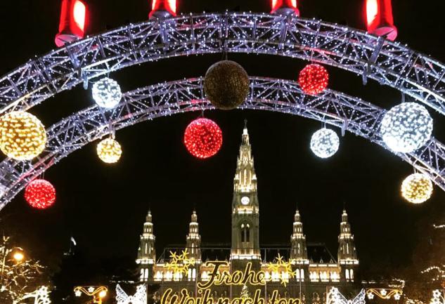 Viyana: Büyüleyici Noel Pazarlarının Şehri