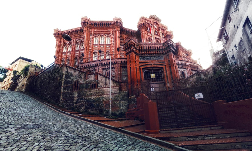 Balat, Meryem Ana Rum Ortodoks Kilisesi