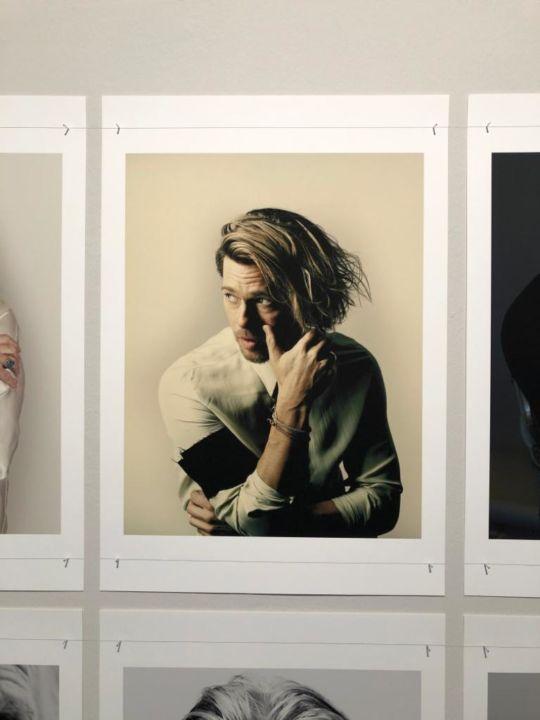 Nadav Kander, 128 Portrait Sergisi | Fotoğraf: Yücel Babadağ