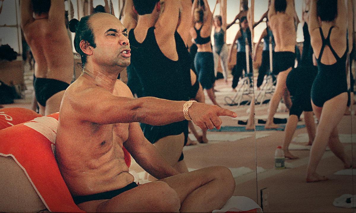 Bikram Yogi, Guru, Predator | Fotoğraf:  Netflix