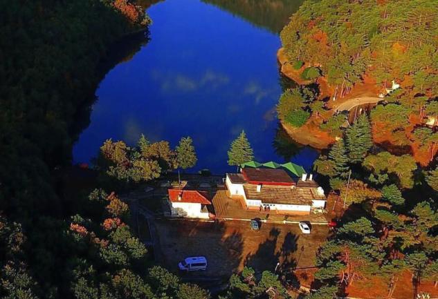 Boraboy Gölü: Amasya'da Saklı Bir Cennet