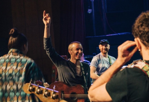 Everyday Life: Coldplay'den Çevre Dostu Albüm