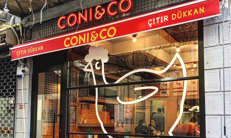 Coni & Co, Arnavutköy  | Instagram / @coniveco.ist