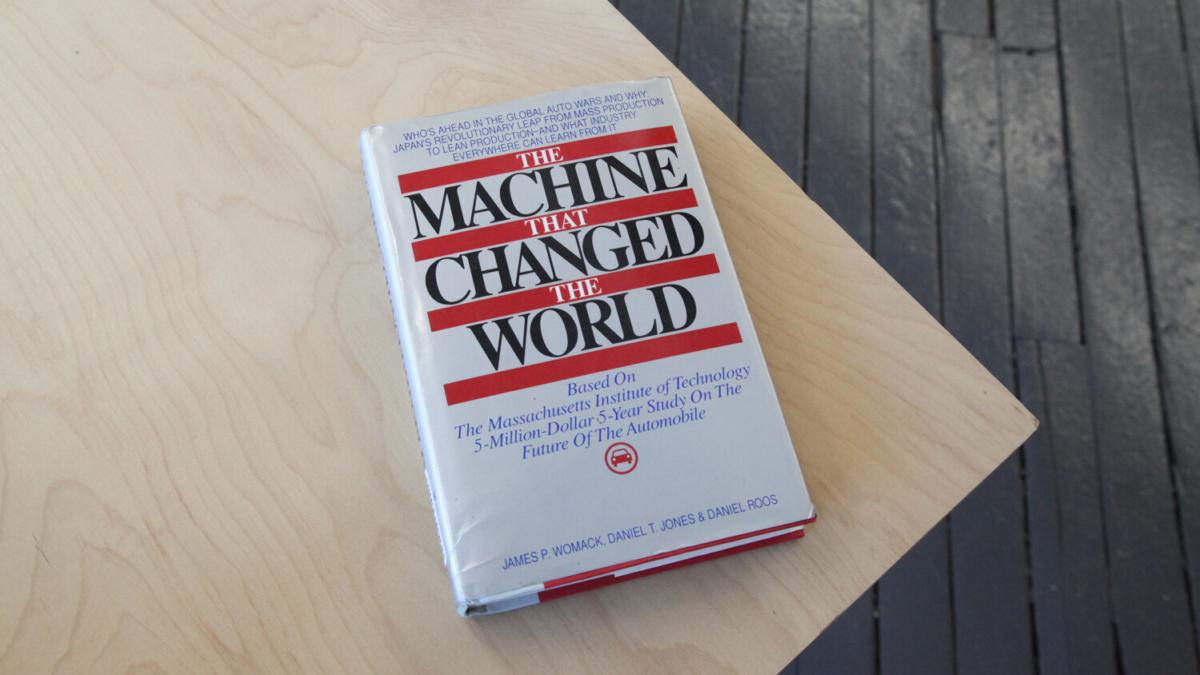 Dünyayı Değiştiren Makina