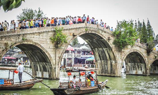 Fangsheng Bridge / Uzun Köprü