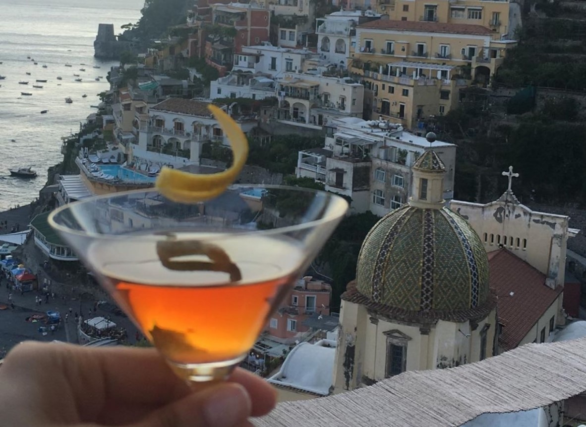 Franco's Bar - Positano