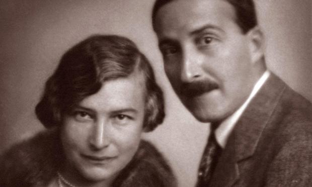 Stefan Zweig ve Frederike Von Winternit