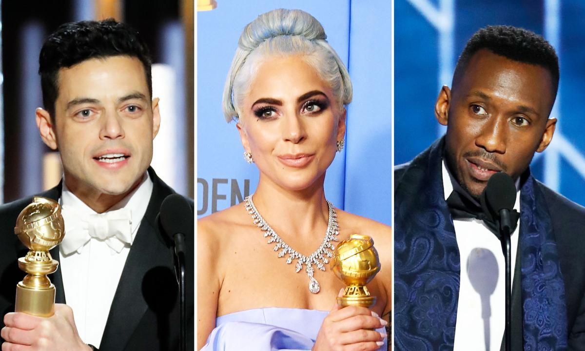 Golden Globes 2019 Kazananları  Fotoğraf: usmagazine