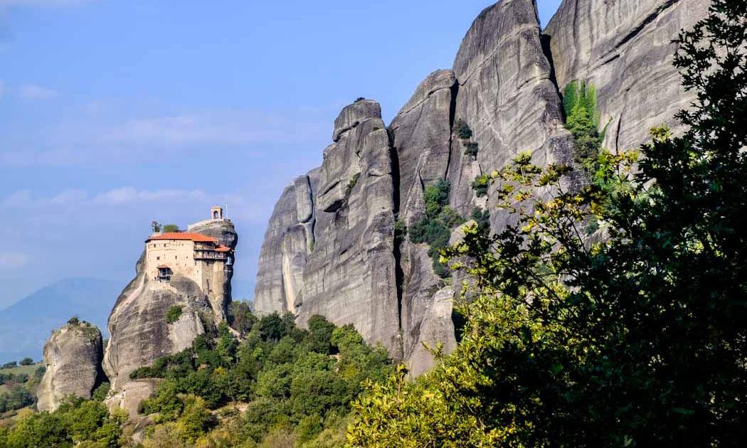 Holy Monastery of St. Nicholas Anapafsas