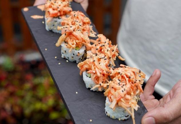 Kaen Sushi: Koşuyolu'nun Yenilikçi ve Leziz Sushi Restoranı