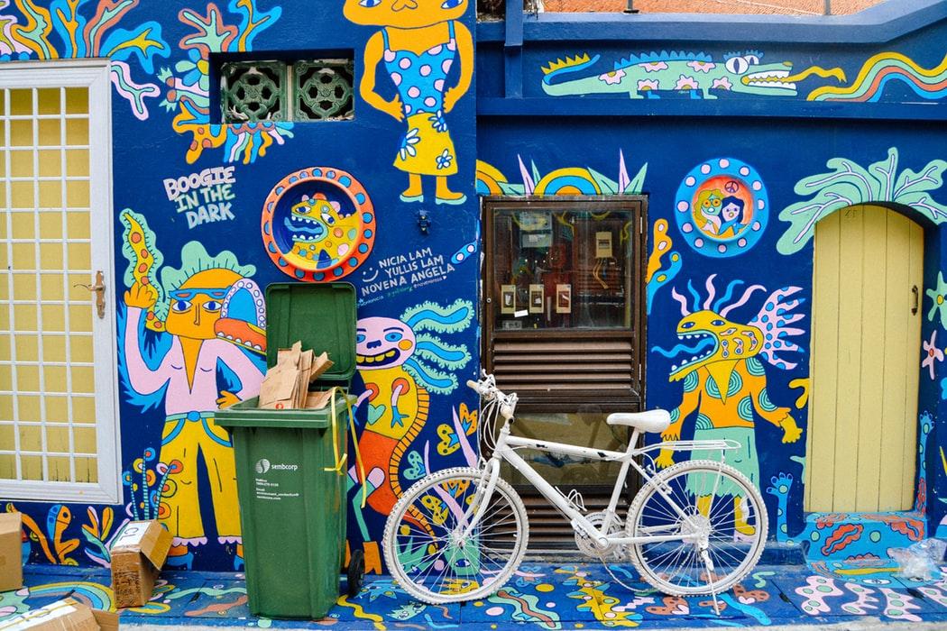 Singapur, Kampong Glam | Fotoğraf: Unsplash /  Thyla Jane