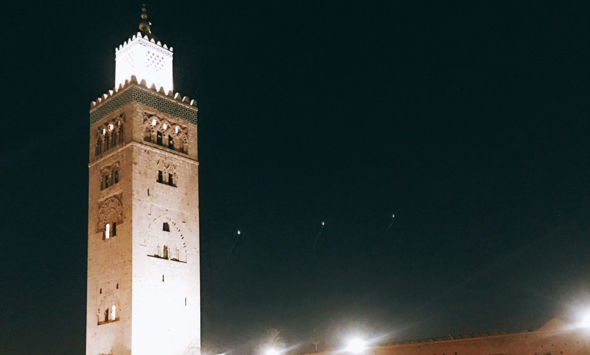 Kutubiye Camii | Fotoğraf: Ceren Önder