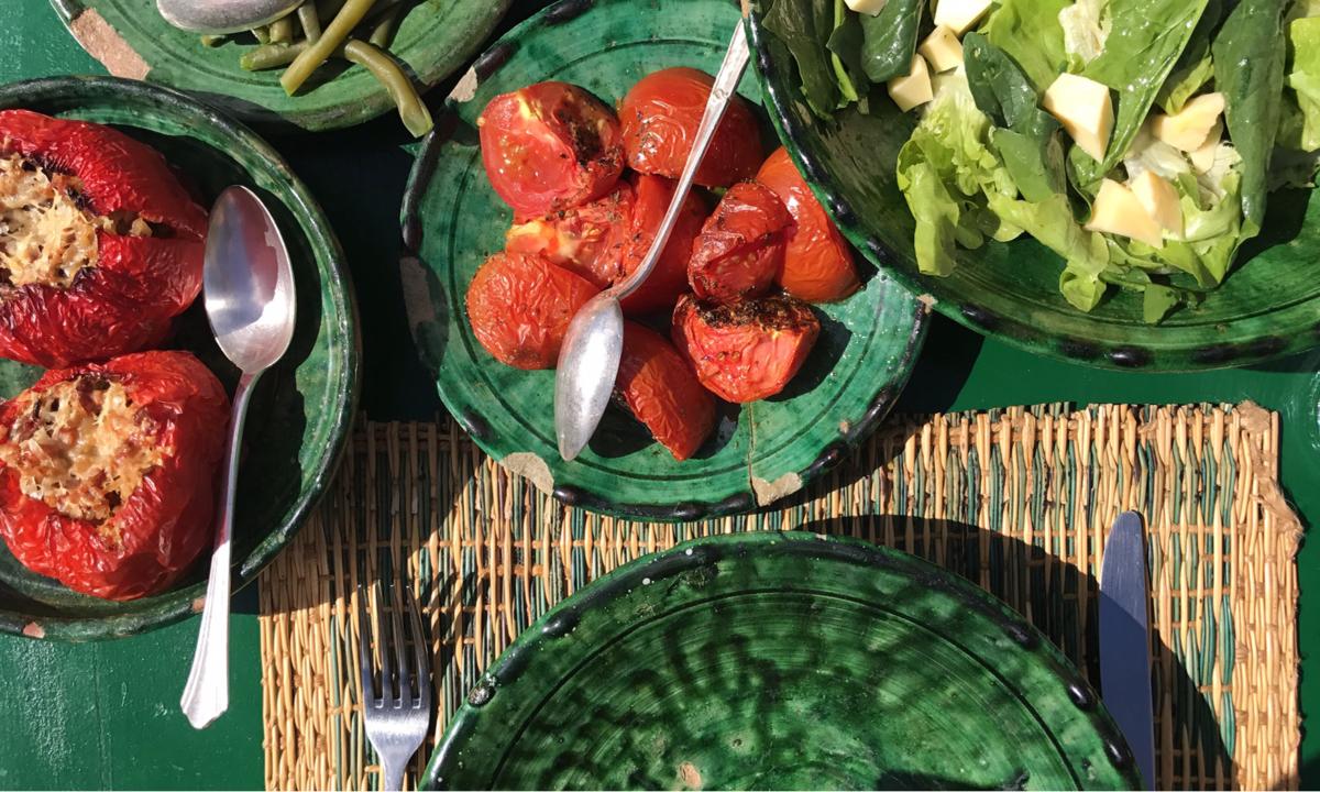 Marakeş Yemekleri | Fotoğraf: Ceren Önder