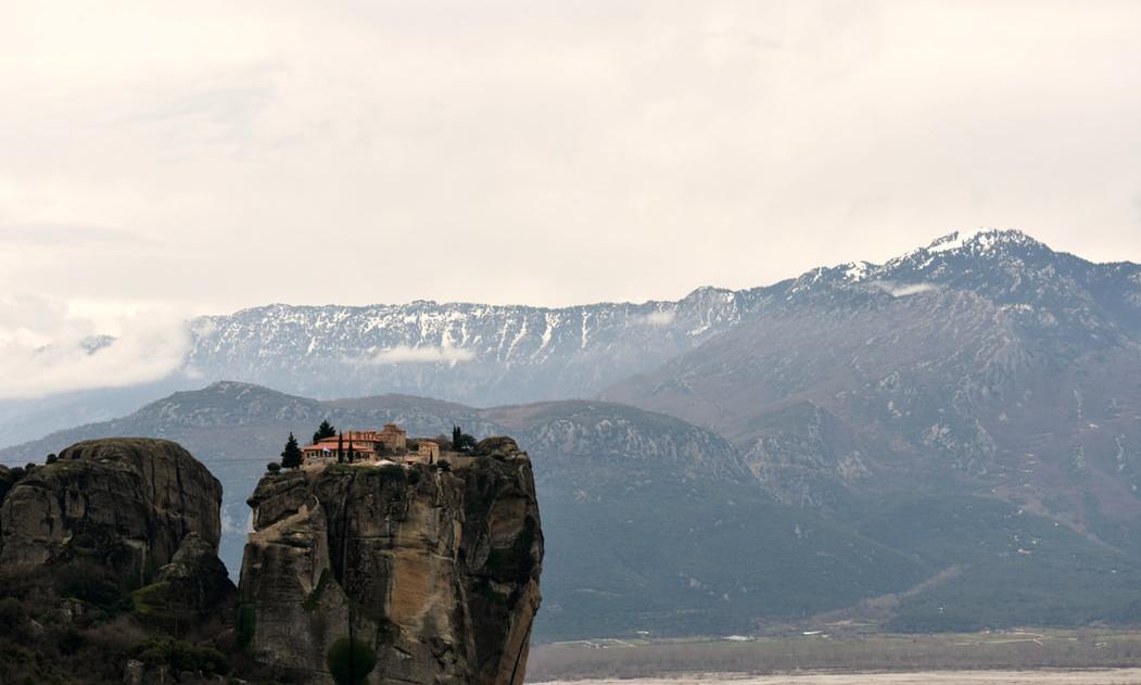 Meteora'da Konaklama
