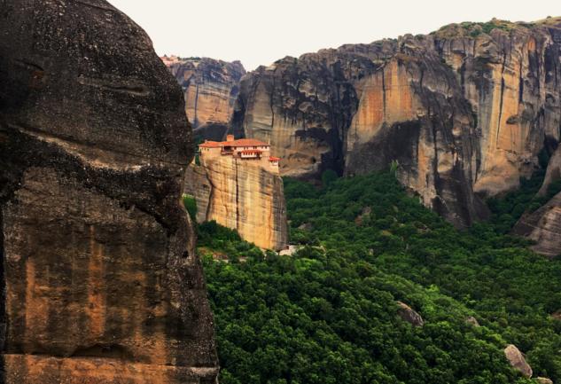 Meteora: Yunanistan'da Mistik Bir Yolculuk