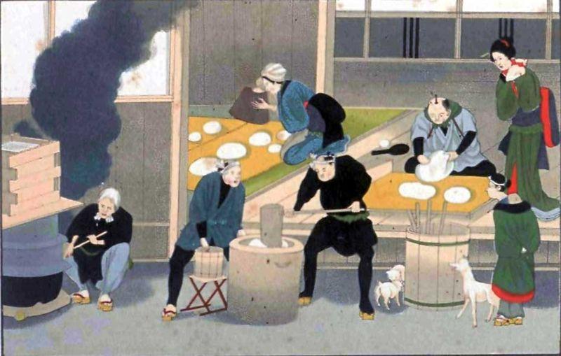 Mochi Yapımı