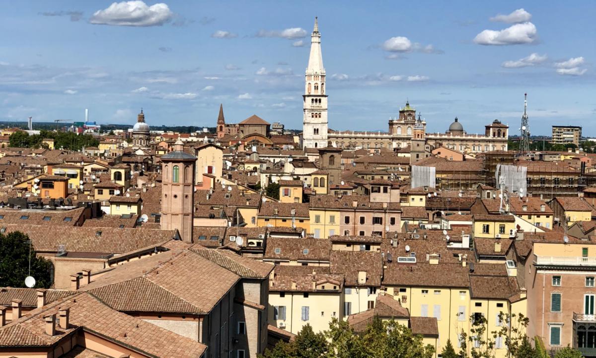 Modena, İtalya