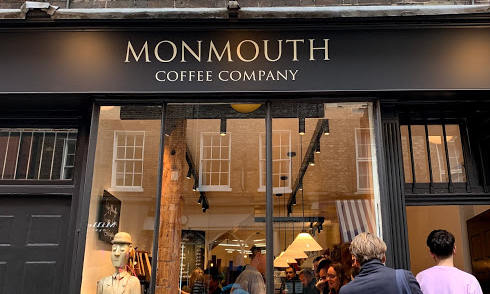 Monmouth Coffee