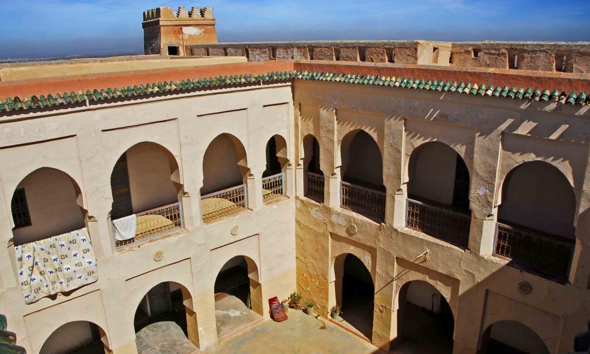 Oumnass Bölgesi | Fotoğraf: Pinterest / Marrakech & Beyond