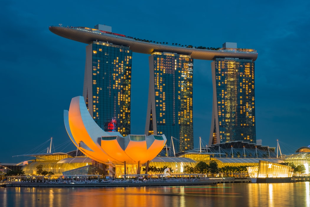 Singapur: Marina Bay Sands | Fotoğraf: Unsplash / Julien de Salaberry