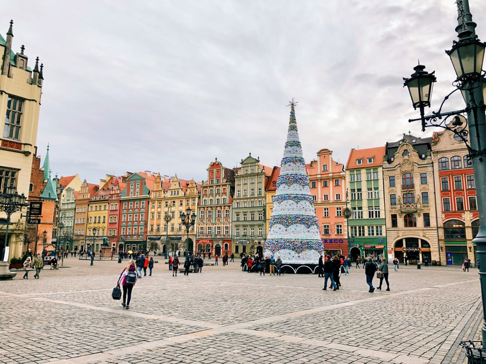 Polonya, Wroclaw Noel Pazarı | Fotoğraf: Unsplash / Reiseuhu