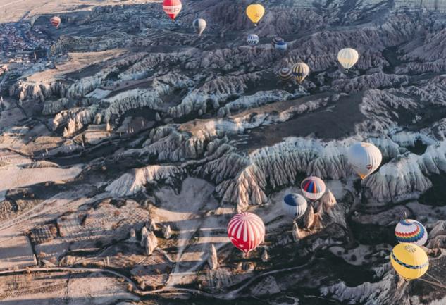 Yılbaşında Kapadokya: Bir de Kışın Deneyin!