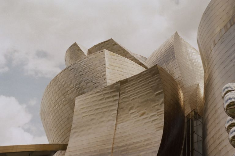 Guggenheim Müzesi, Bilbao, İspanya   Fotoğraf: Slava Kuzminsky