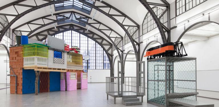 Hamburger Bahnhof, Berlin, Almanya   Fotoğraf: smb.museum