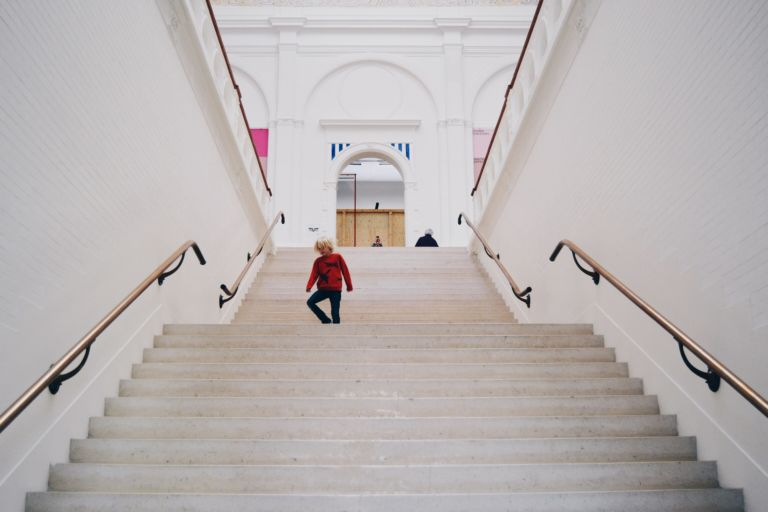 Stedelijk Museum, Amsterdam, Hollanda   Fotoğraf: Madalena Veloso
