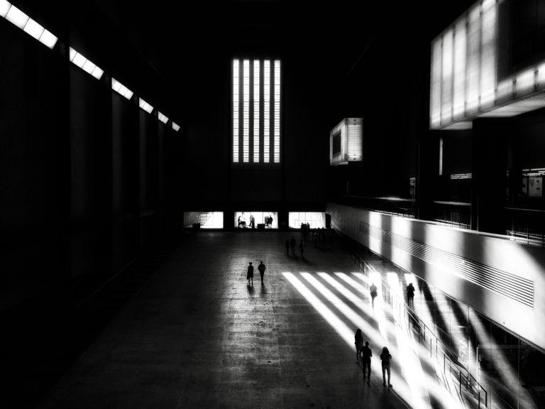 Tate Modern, Londra, İngiltere   Fotoğraf: Massimo Virgilio