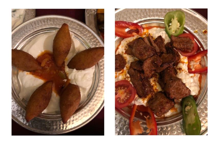 Bayazhan Restaurant