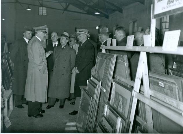 Hitler'in Sanat Koleksiyonu: Tarihin Büyük Sanat Yağmacılığı