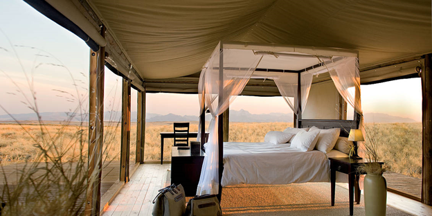 Wolwedans Dunes Lodge Safari, Nambiya