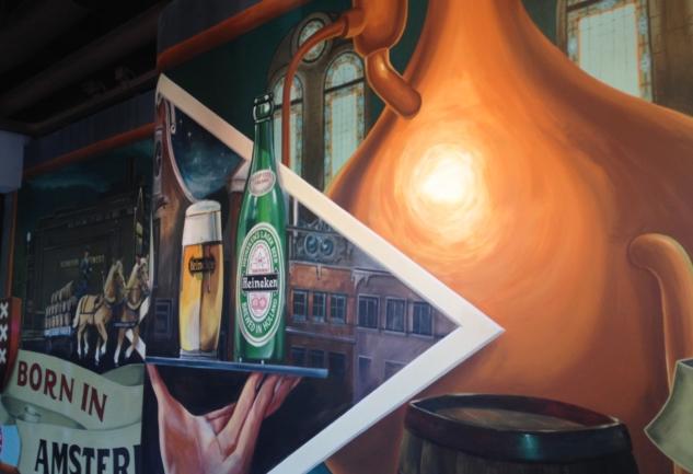 Heineken Experience: Amsterdam'da Eşsiz Bira Deneyimi