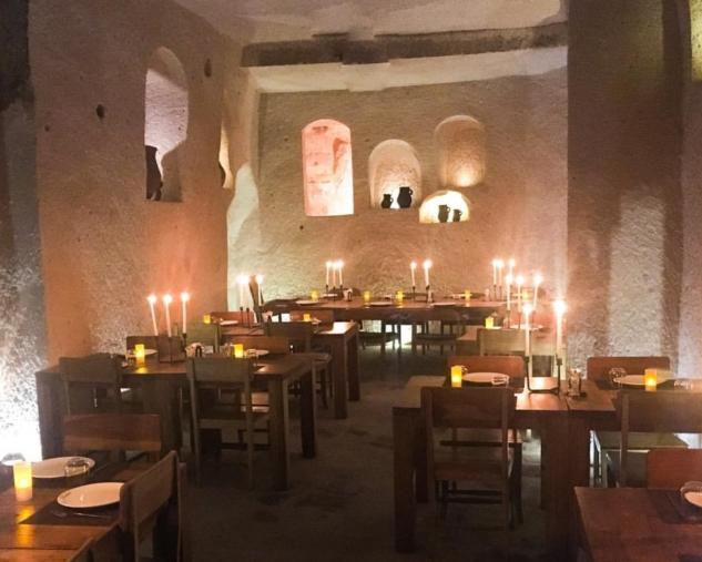 Millstone | Fotoğraf: Instagram / millocal_restaurant_cappadocia