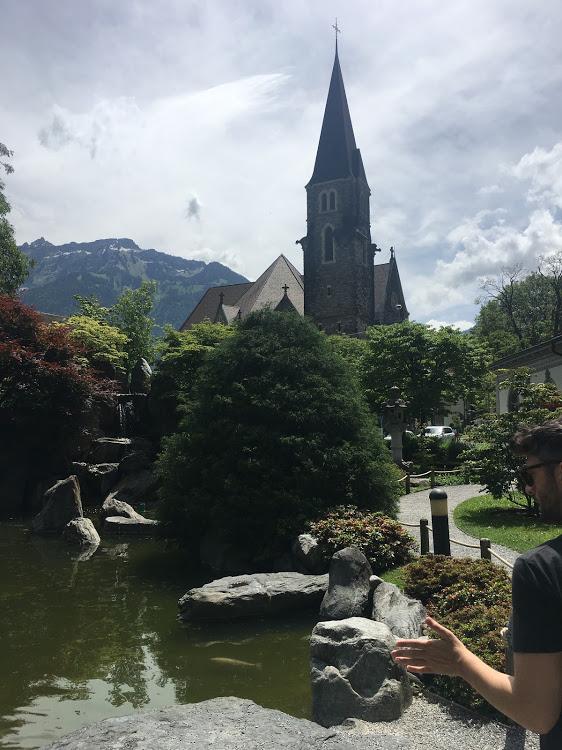 Interlaken - İsviçre