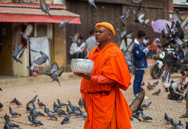 Katmandu: Himalayalar'ın Eteklerinde Renkli Bir Şehir